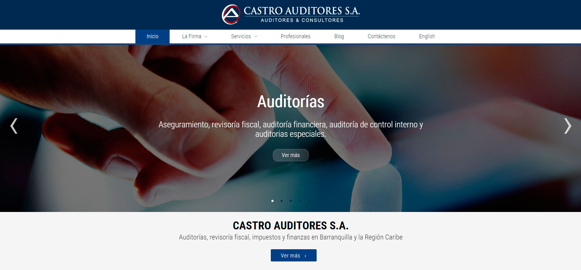 Outsourcing Contable Castro Auditores Barranquilla